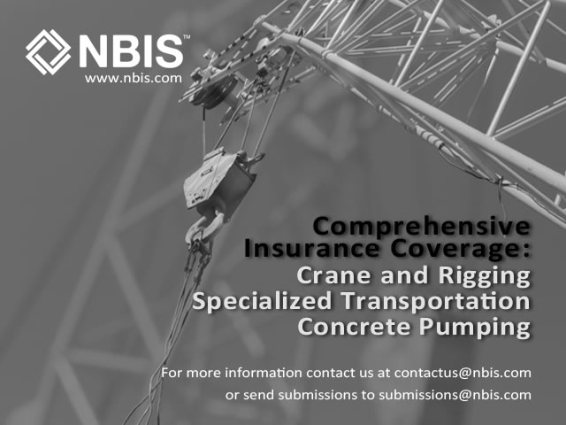 Sponsored by Nations Builders Insurance Services (NBIS)